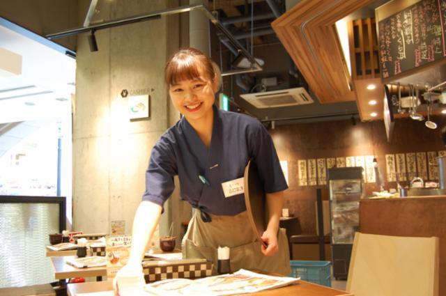 一夜干しと海鮮丼「できたて屋 時計台店」の画像・写真