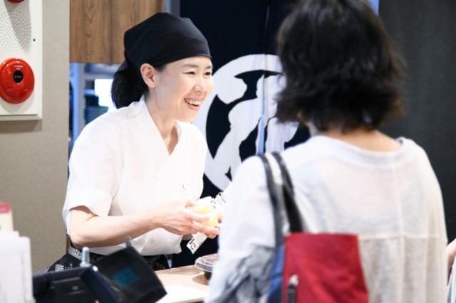 回転寿司 根室花まる KITTE丸の内店の画像・写真